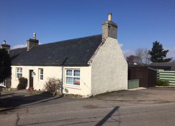 Thumbnail 2 bedroom bungalow for sale in School Street, Fearn, Tain