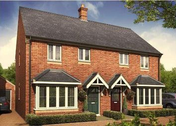 Thumbnail 3 bed semi-detached house for sale in Plot 19 Windsor, Thorney Meadows, Thorney, Peterborough