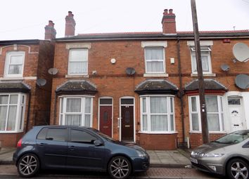 Thumbnail 2 bed terraced house for sale in Gough Road, Sparkhill, Birmingham