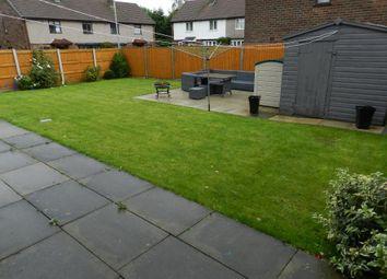 Thumbnail 3 bed semi-detached house for sale in Broadhurst Avenue, Culcheth, Warrington, Cheshire
