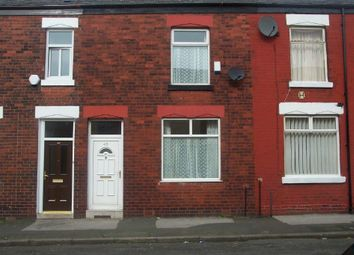 Thumbnail 2 bed terraced house to rent in Hobart Street, Manchester