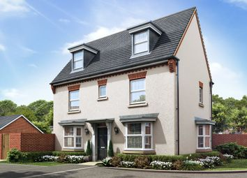 "Thumbnail 4 bed detached house for sale in ""Hertford"" at Bath Road, Kings Stanley, Stonehouse"
