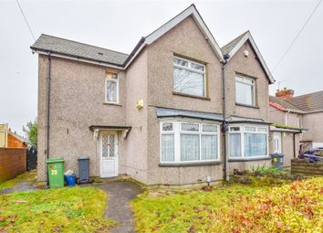 Thumbnail 3 bed semi-detached house for sale in Wilson Road, Cardiff, South Glamorgan