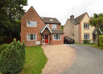 Thumbnail 4 bed detached house for sale in Berkeley Way, Ivybridge, Devon