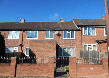 Thumbnail 2 bed maisonette to rent in Cedar Close, Burntwood