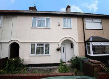 Thumbnail 3 bed terraced house for sale in Gorse Crescent, Wallasey, Merseyside