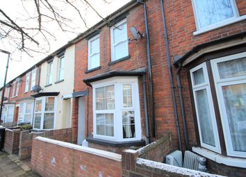 Thumbnail 3 bed terraced house to rent in Coventry Road, Queens Park, Bedford