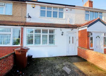 Thumbnail 2 bed terraced house to rent in Kenilworth Gardens, Harrow