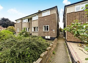 Thumbnail 2 bed flat for sale in Meadowview Road, London
