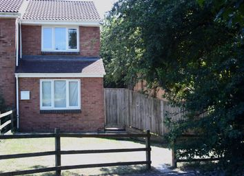 Thumbnail 1 bed semi-detached house to rent in Kerry Close, Shaw, Swindon