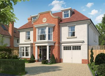 Thumbnail 5 bedroom detached house for sale in Orchehill Avenue, Gerrards Cross, Buckinghamshire