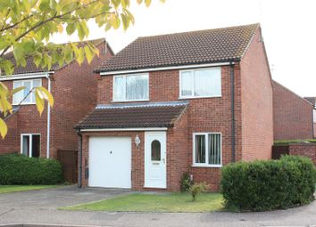 Thumbnail 3 bed detached house for sale in Chelmer Close, Kirby Cross, Frinton-On-Sea