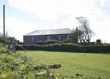 Thumbnail 5 bed detached house for sale in Croft Mitchell, Troon, Camborne