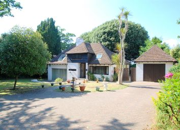 Thumbnail 3 bedroom detached house for sale in Dunstone Road, Plymstock, Plymouth
