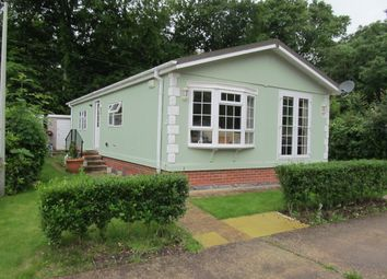 Thumbnail 2 bed mobile/park home for sale in Wyatts Covert (Ref 5329), Denham, Uxbridge, Buckinghamshire
