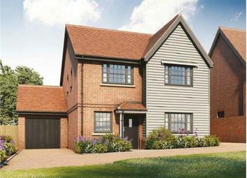 Thumbnail 3 bed detached house for sale in Saxon Meadows, Stortford Road, Standon, Hertfordshire