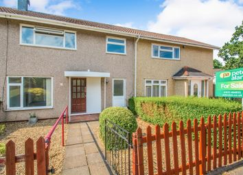 Thumbnail 3 bed terraced house for sale in St Brides Close, Llanyravon, Cwmbran
