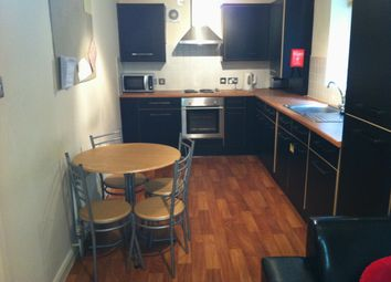 Thumbnail 5 bed town house to rent in Norfolk Park Student Village, Sheffield