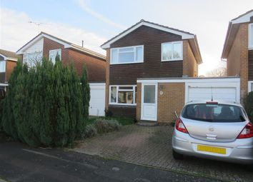 Thumbnail 3 bed detached house for sale in Amberwood Close, Calmore, Southampton
