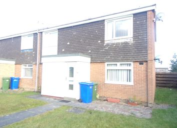 Thumbnail 2 bedroom flat for sale in Wedder Law, Cramlington