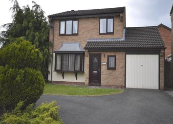 Thumbnail 3 bed detached house to rent in Cabin Lane, Oswestry