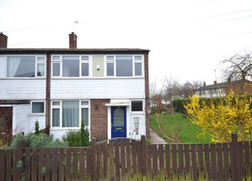 Thumbnail 3 bed semi-detached house for sale in Favell Avenue, Normanton