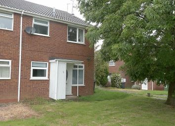 Thumbnail 1 bed mews house to rent in Marholm Close, Pendeford, Wolverhampton
