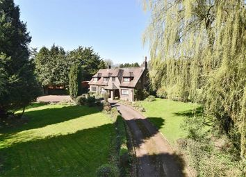 Thumbnail 4 bed detached house for sale in Compton, Winchester, Hampshire