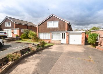Thumbnail 3 bed detached house for sale in Covert Close, Keyworth, Nottingham