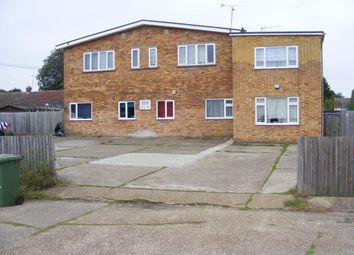 Thumbnail 2 bedroom flat to rent in Hereward Way, Weeting, Brandon