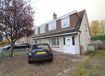 Thumbnail 3 bed semi-detached house for sale in 24, Inshes Crescent, Inverness