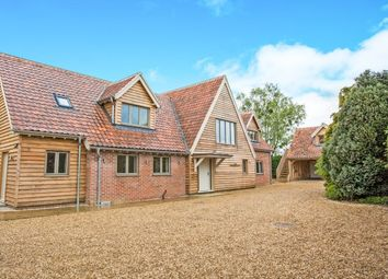 Thumbnail 5 bedroom detached house to rent in Norfolk Heights, Sedgeford Road, Docking, King's Lynn