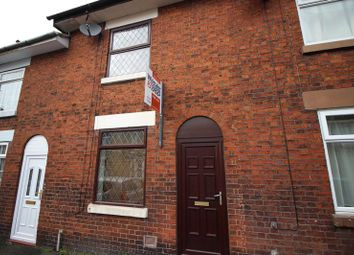 Thumbnail 2 bed terraced house for sale in Britannia Street, Leek, Staffordshire