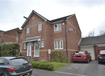 Thumbnail 3 bed semi-detached house for sale in Old England Way, Peasedown St. John, Bath, Somerset