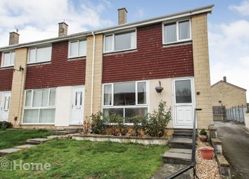 Thumbnail 3 bed end terrace house for sale in Hillcrest Drive, Bath
