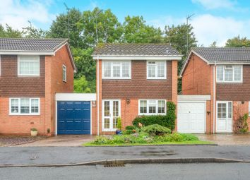 Thumbnail 3 bed link-detached house for sale in Abbotswood Close, Winyates Green, Redditch