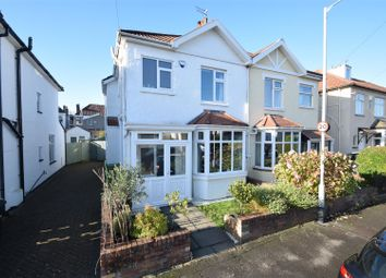 Russell Grove, Bristol BS6. 3 bed semi-detached house for sale