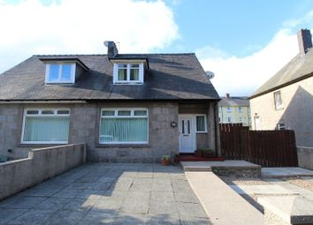 Thumbnail 3 bed semi-detached house for sale in Kirkhill Place, Aberdeen