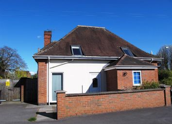 Thumbnail 1 bed end terrace house to rent in Station Road, Hatton, Derby