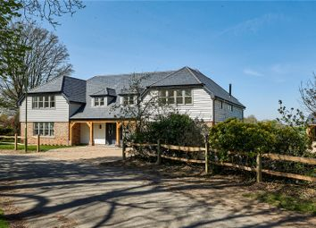 Thumbnail 5 bedroom detached house for sale in Rew Lane, Chichester, West Sussex