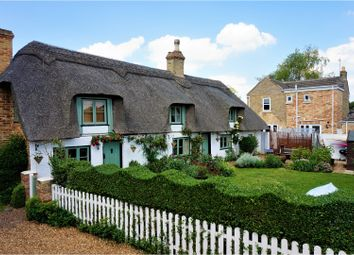 Thumbnail 2 bed cottage for sale in Fieldside, Coates, Peterborough