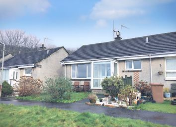 Thumbnail 1 bed terraced bungalow for sale in Roman Crescent, Old Kilpatrick, West Dunbartonshire