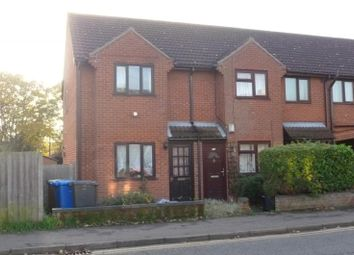 Thumbnail 2 bed end terrace house to rent in Southwell Road, Norwich