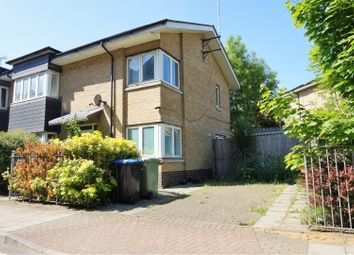 Thumbnail 3 bed semi-detached house for sale in Chapel Close, Willesden