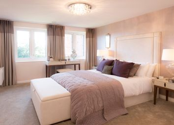 Thumbnail 2 bed flat for sale in Cooks Court, Manor Road, Crosby, Liverpool