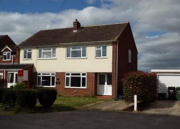 Thumbnail 3 bed semi-detached house for sale in Saxty Way, Sowerby, Thirsk, North Yorkshire