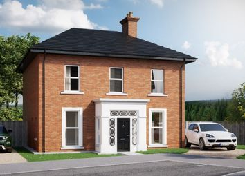 Thumbnail 4 bed detached house for sale in - The Dunrobin Westmount Park, Belfast Road, Newtownards