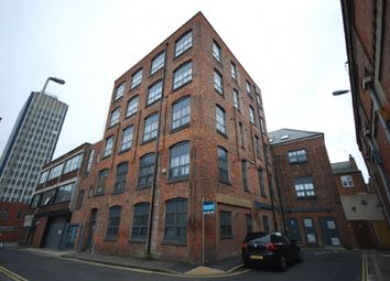 Thumbnail 1 bed flat to rent in Camden Street, Leicester