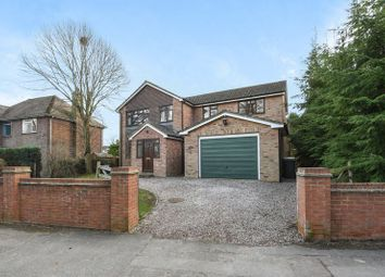 Thumbnail 5 bed detached house for sale in Grove Road, Speen, Newbury