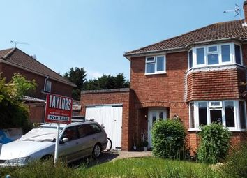 Thumbnail 3 bed semi-detached house for sale in Devon Road, Worcester, Worcestershire